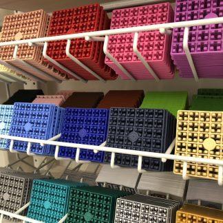 Kleine Pixel - Alle Farben