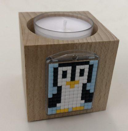 Teelichthalter für Pixelhobby Medaillons