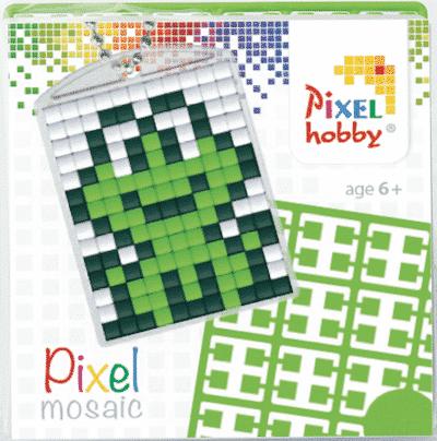 Pixelhobby Schlüsselanhänger Set