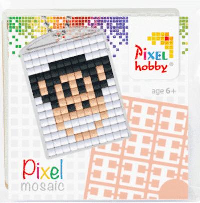 Pixelhobby Schluesselanhaenger Affe