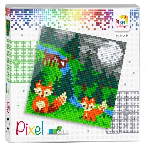 Pixelhobby Set Fuchs
