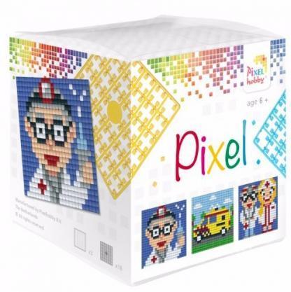Pixelhobby Wuerfel Doktor