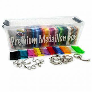 Pixel Premium Medaillon Box
